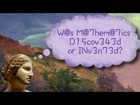 Is math discovered or invented? - Jeff Dekofsky thumbnail