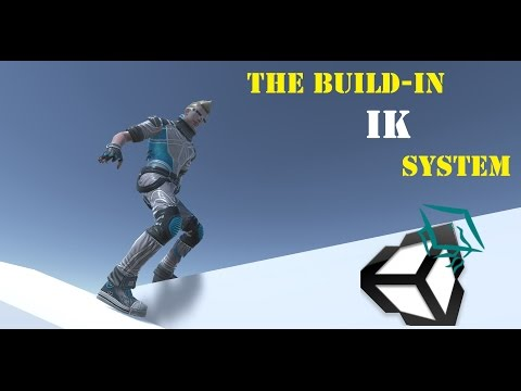 Unity 5 Tutorial The Build-In IK System thumbnail