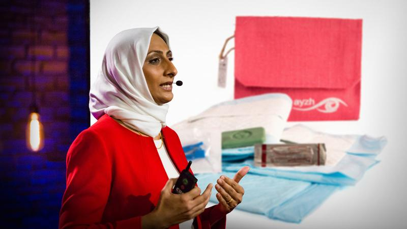 Zubaida Bai: A simple birth kit for mothers in the developing world thumbnail