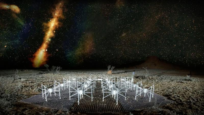 Natasha Hurley-Walker: How radio telescopes show us unseen galaxies thumbnail