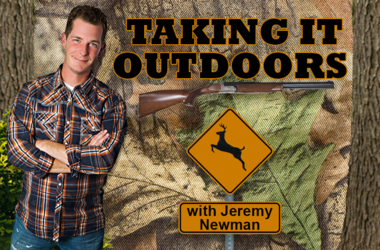 Taking it Outdoors with Jeremy Newman