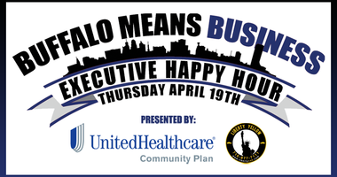 Buffalo Means Business: Executive Happy Hour