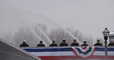 PHOTOS:  USS Little Rock Commissioning