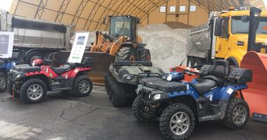 Erie County Ready for Winter Weather