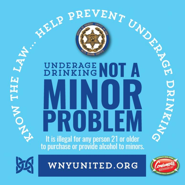 the dangers of alcohol used minors