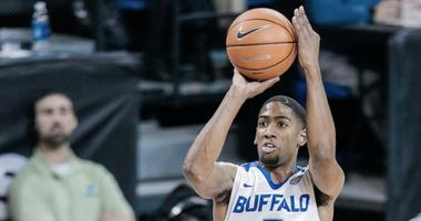 Buffalo clinches MAC East with 95-82 win over Bowling Green