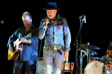 Gord Downie performs his Secret Path project, the story of Chanie Wenjack, at the National Arts Centre