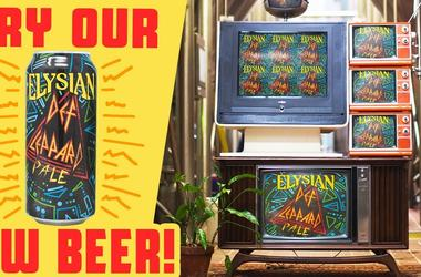 DEF LEPPARD PALE - Available This Summer!