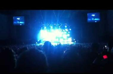 Journey, don't stop believin, live hartford ct 8-25-11