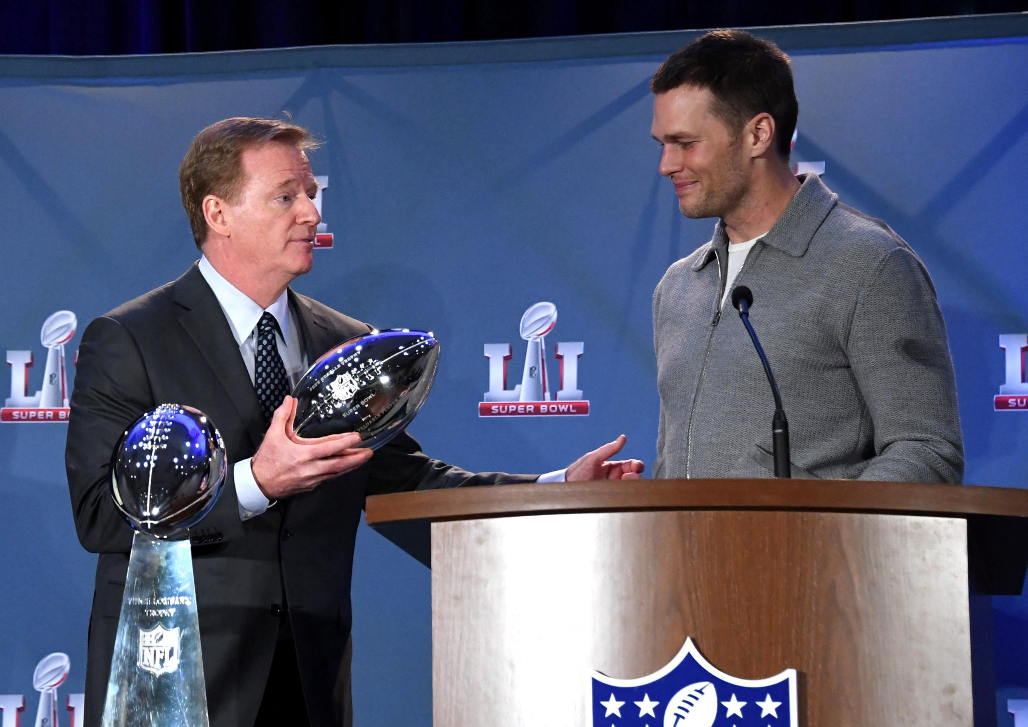 Reimer: Three years after trying to ruin Tom Brady, Roger Goodell is now relying on Patriots to save ...