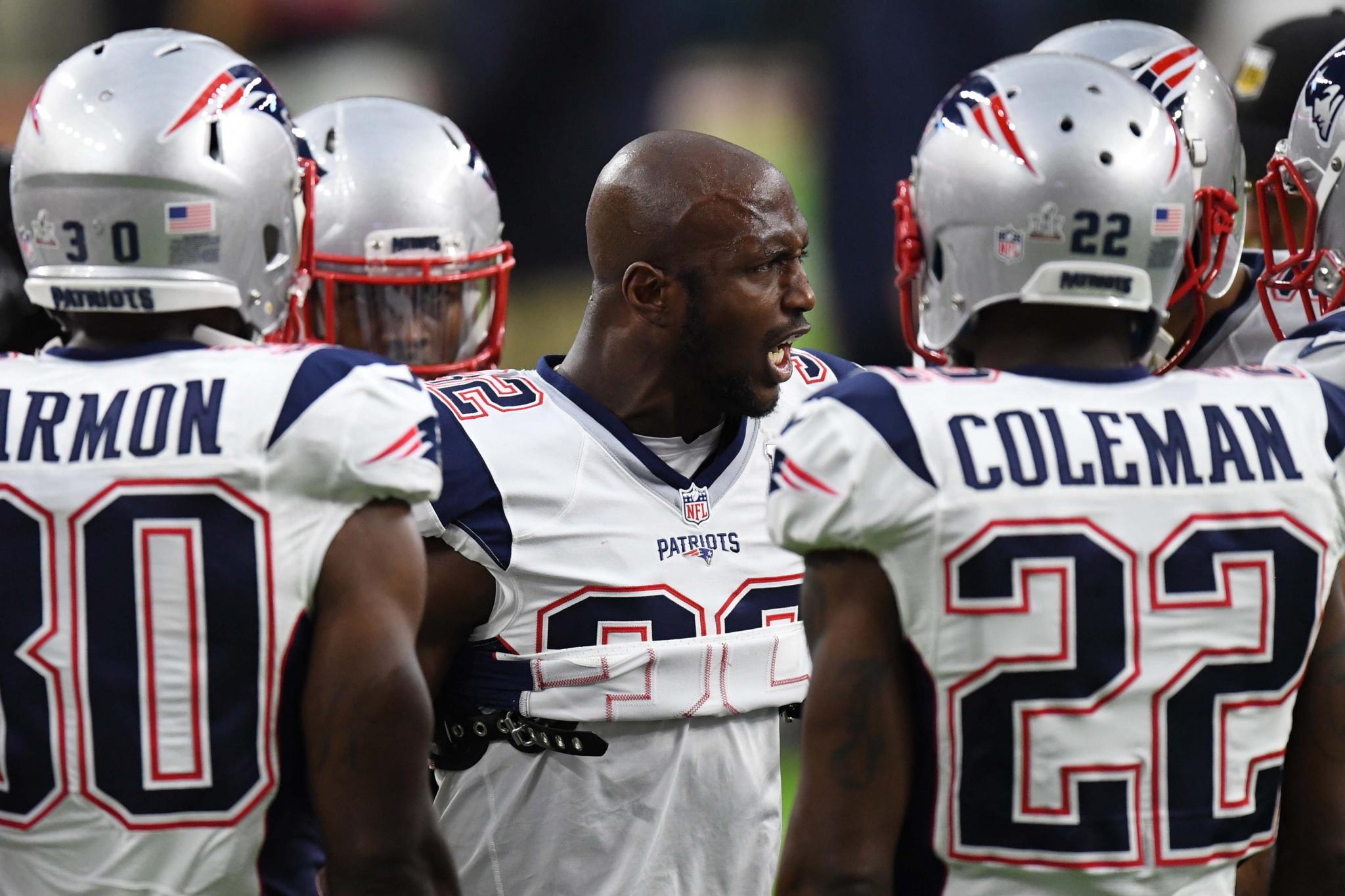 Devin McCourty on OMF praises Cyrus Jones He s been one of the