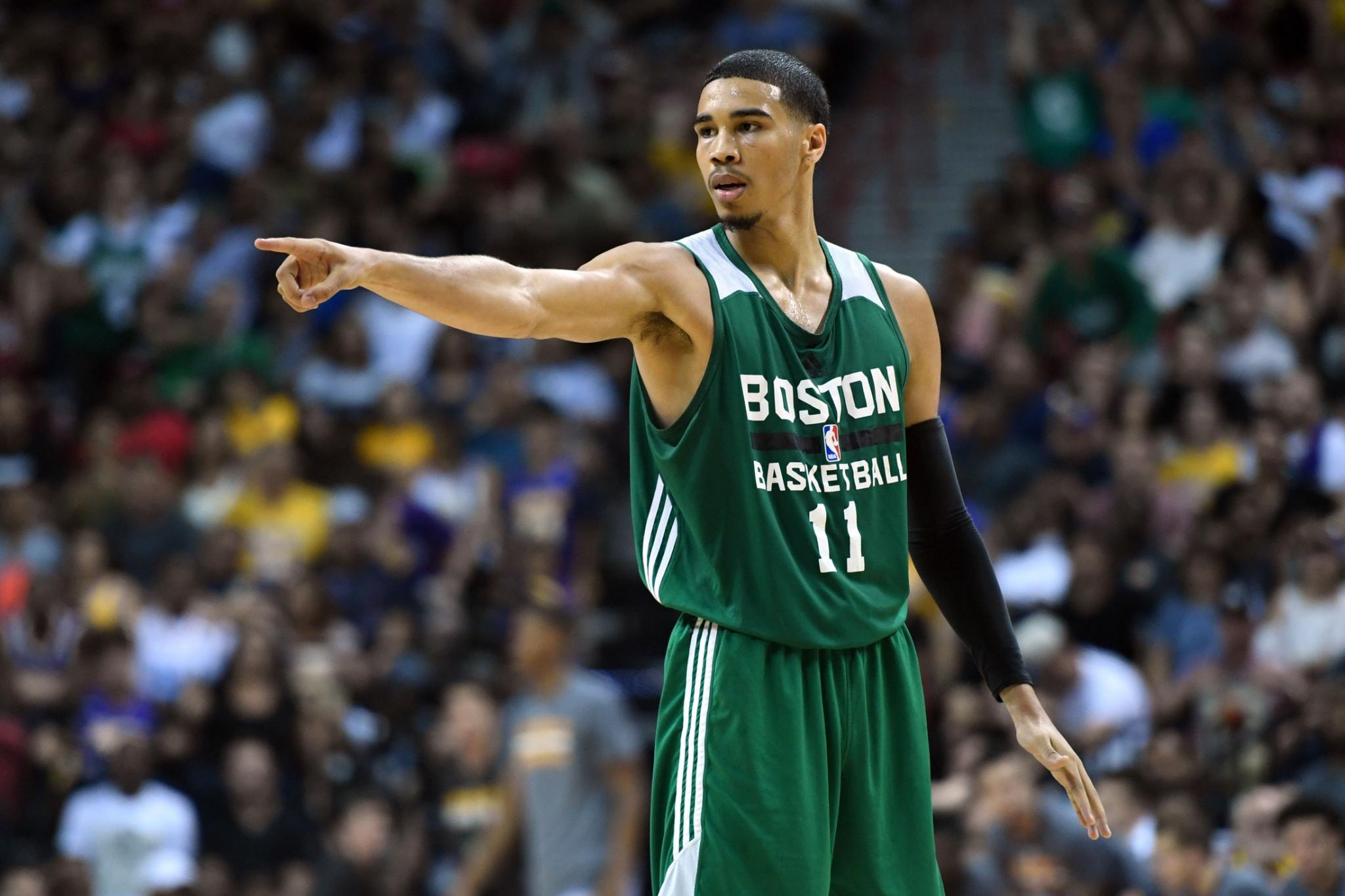 Jayson Tatum is dominating, but what does it mean? | WEEI