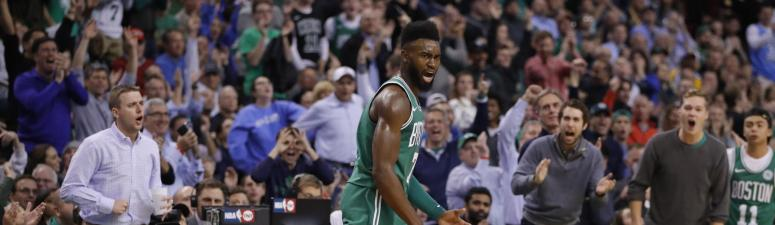 In candid interview, Jaylen Brown says sports are 'mechanism of control' to maintain social order