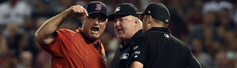 John Farrell suspended 1 game following actions after being ejected Saturday night