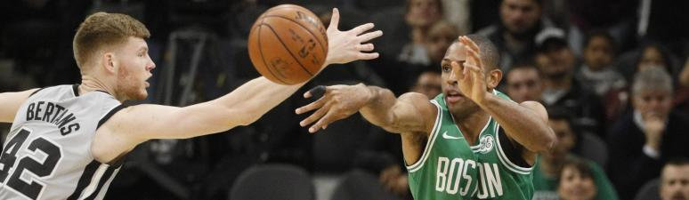 Spurs 105, Celtics 102: These games are going to happen