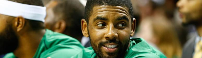 Celtics players detail how they first heard about blockbuster Kyrie Irving trade