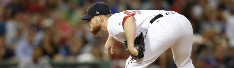 Why Craig Kimbrel isn't pitching in the 8th inning