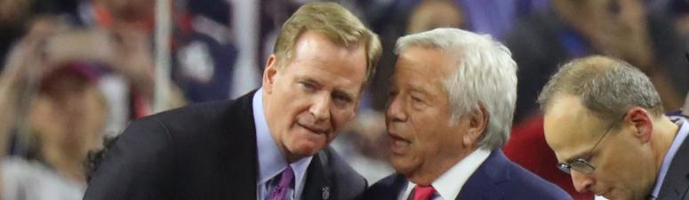 Robert Kraft says he will 'never forget' Deflategate