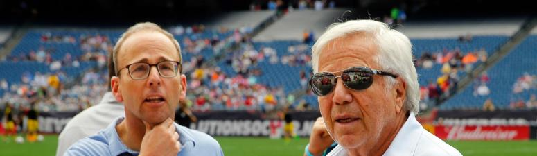 Robert Kraft has purchased another professional sports team