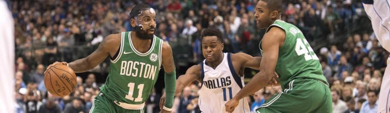 Celtics 110, Mavericks 102: Kyrie wasn't going to let this streak end