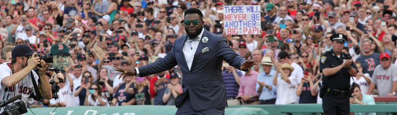 David Ortiz expresses support for John Farrell: 'John was a good manager to me'