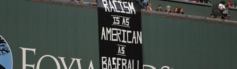 Boston sports teams will soon begin playing anti-racism PSA at home games