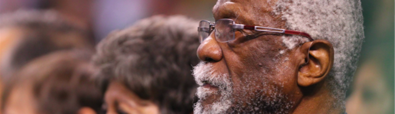 Bill Russell tells Gordon Hayward he is 'not alone' after devastating injury