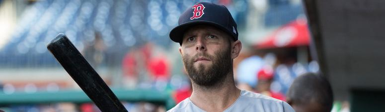 Dustin Pedroia tells Bradfo Sho he's eyeing being ready for Opening Day