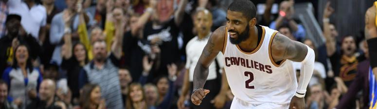 Ex-Cavs GM hints that Kyrie Irving has interest in joining Celtics