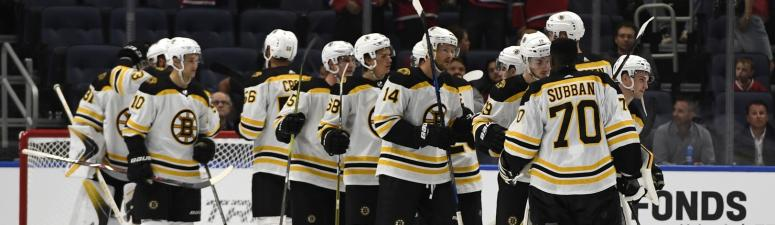 Bruins 3, Canadiens 2: Competition for NHL jobs is officially real