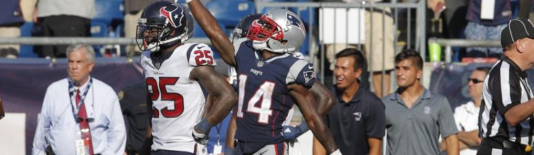 Anderson: Patriots, fans finally meet the real Brandin Cooks
