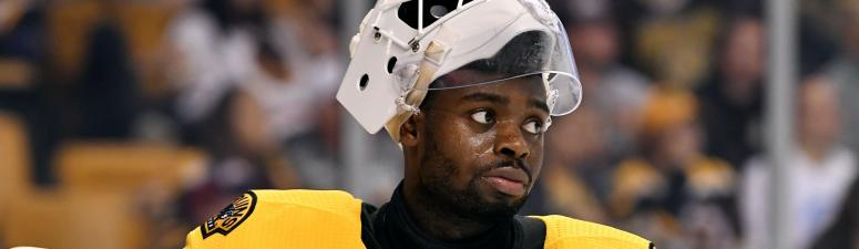 Malcolm Subban expected to make first start for Knights... against the Bruins
