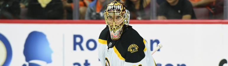 Bruins goalie Tuukka Rask out indefinitely with concussion