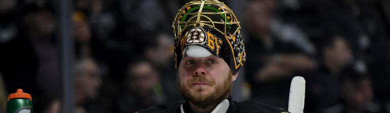 Bruins have a new 'problem' brewing in net