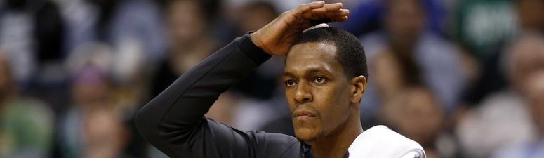 Rajon Rondo on Celtics honoring Isaiah Thomas: 'What has he done?'