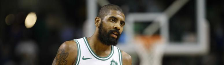 Kyrie Irving is an All-Star, but will miss Thursday vs. Sixers