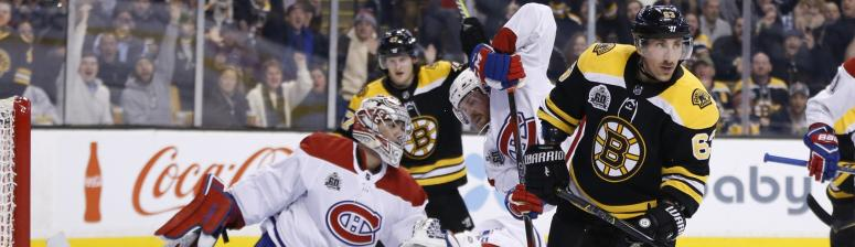 Bruins 4, Canadiens 1: You've never seen the rivalry like this