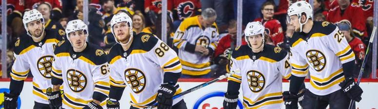 Bruins 2, Flames 1: A perfect response game and victory