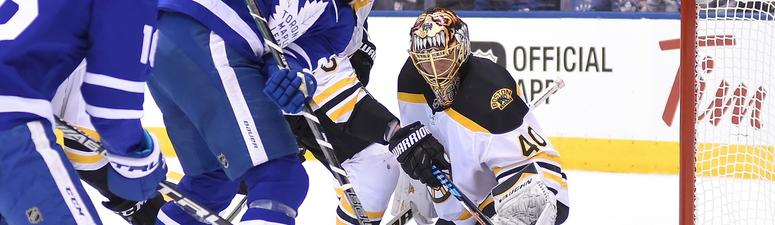 Maple Leafs 4, Bruins 3: What's goaltender interference?