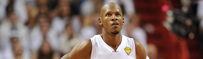 Ray Allen to Celtics fans: 'Get over it'
