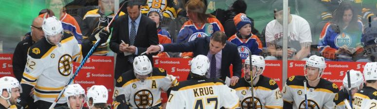 Bruce Cassidy's staff has found its third assistant coach.