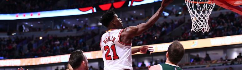 Jimmy Butler has been traded.
