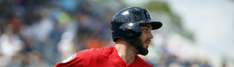 Blake Swihart to begin playing 1B, 3B with ankle still bothering him
