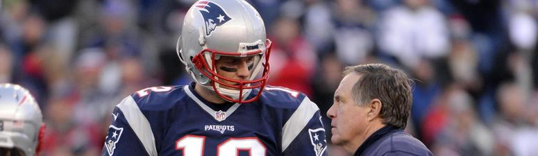 Sunday 7: Tom Brady, Bill Belichick miles above rest of NFL quarterbacks, head coaches