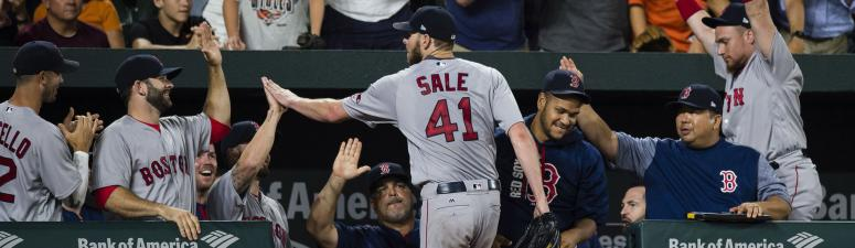 Why did Chris Sale pitch the 8th inning? John Farrell explains