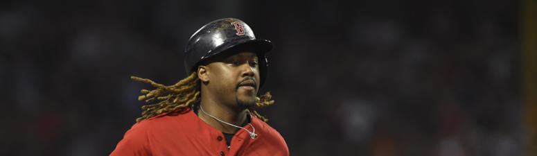 Red Sox lineup: Hanley Ramirez back at first base with Jackie Bradley Jr. batting 5th vs. Angels