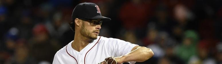 Watch: Red Sox pitcher Joe Kelly drilled by Brock Holt comebacker during drills, limps off field
