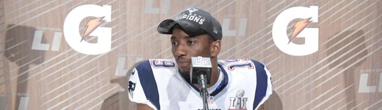 Sunday 7: What's the latest with Malcolm Mitchell?