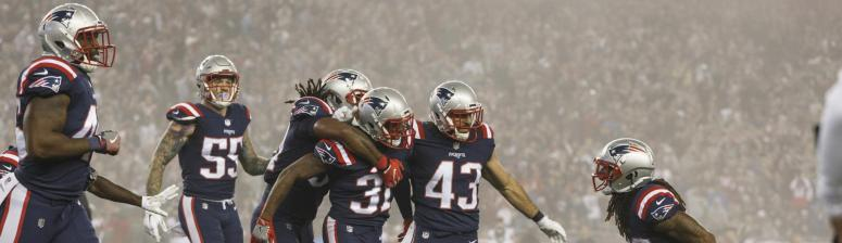 Duron Harmon: Patriots defense 'excited because we're finally seeing our hard work come to show'