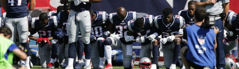 Reimer: NFL players, like Donald Trump's other scapegoats, rebuke his desperate bluster